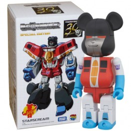 TakaraTomy Transformers Bearbrick Starscream