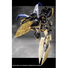 Ex first Chogokin Skeleton DM-03 Alphamon