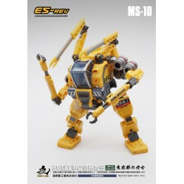 MechFansToys MFT MS-10 E5-rev