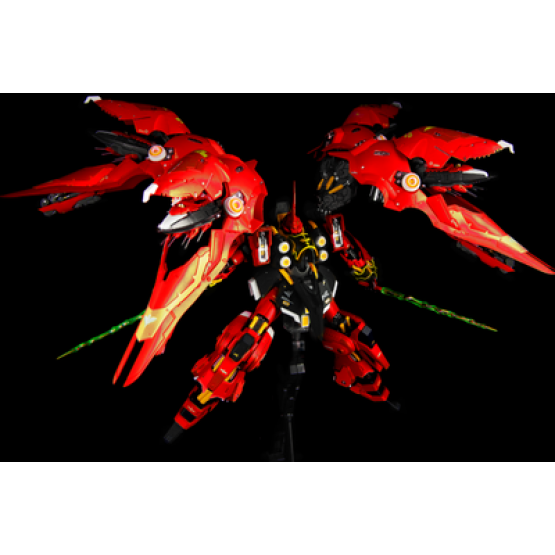 MC KSHATRIYA  NZ-666 1/100 (Red Version)
