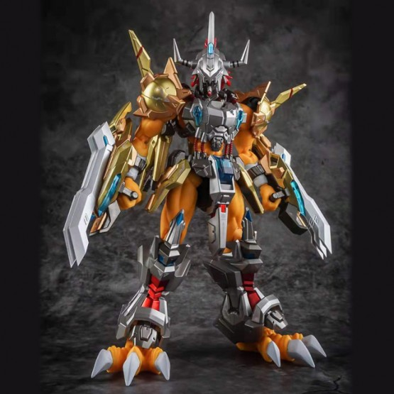 Ex first Chogokin Skeleton DM-04 Duke – X Second bullet