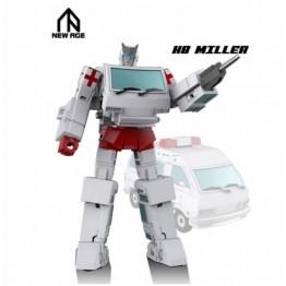 Newage NA H8 Miller