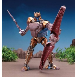 TakaraTomy Masterpiece MP-41 Dinobot - Beast Wars