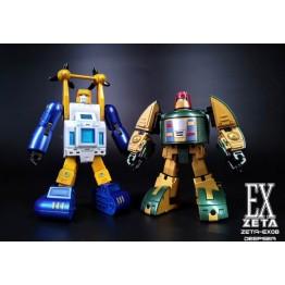 Zeta Toys - EX-08 Deepsea