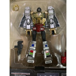 Oversize  MP-08 silver ver  (used)