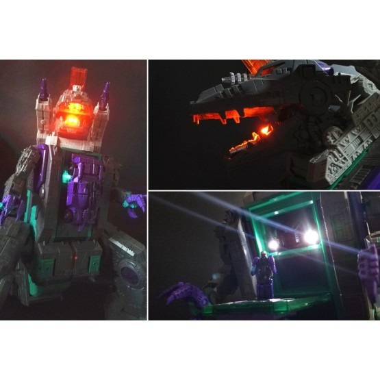 Shockwave Lab SL-43 LED for Trypticon Titans Return