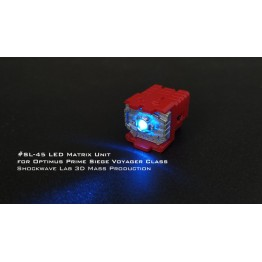 Shockwave Lab SL-45 LED Matrix unit for SIEGE Voyager OP