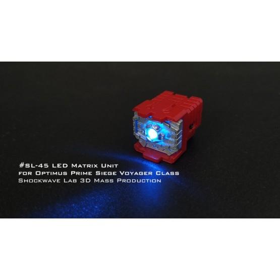 Shockwave Lab SL-45 LED Matrix unit for SIEGE Voyager OP