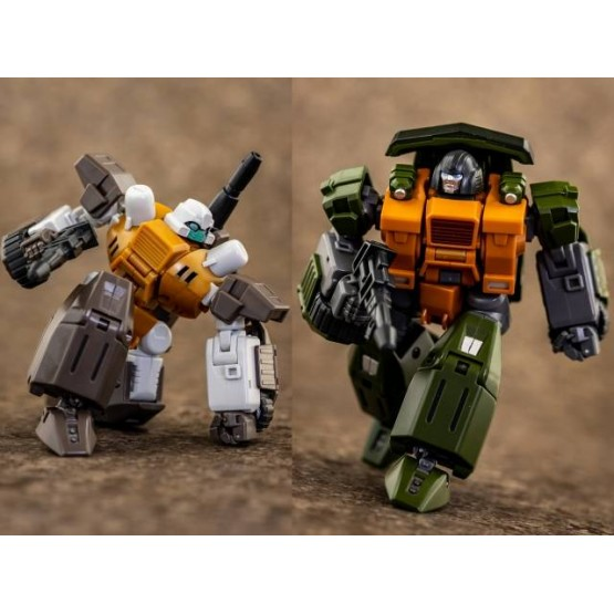 MMC - Reformatted Series - R-39 Ebrius & Gravus Two Pack