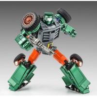 Xtransbots - MM-VIII Arkose Green Version - Limited Edition