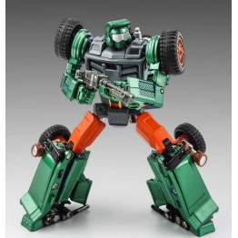 Xtransbots - MM-VIII Arkose Green Version - Limited Edition