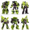 Generation Toy - Gravity Builder - GT-01ABCDEF Full Set