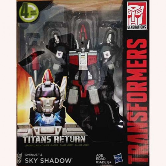 Hasbro Titans Return Sky Shadow