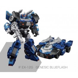 Iron Factory - IF-EX12G Genesic Blueflash