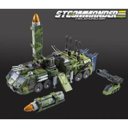TFC STC-01B - Supreme Techtial Commander (Jungle Version) (Rerun)
