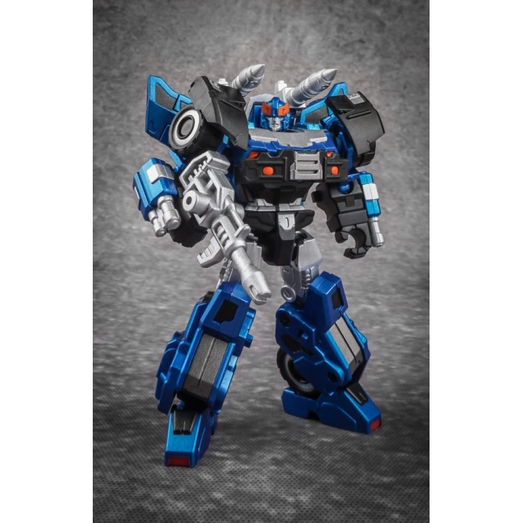 Transformers Iron Factory IF EX-12G Genesic Blueflash Mini toy figure New