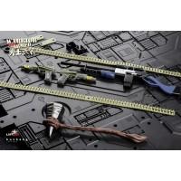 MoDel - Model-005  -LAST WAR  MP41 Weapons Set