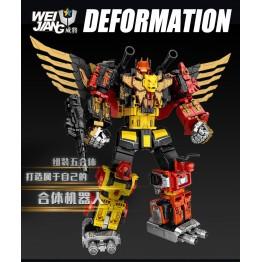 WEI JIANG Deformation