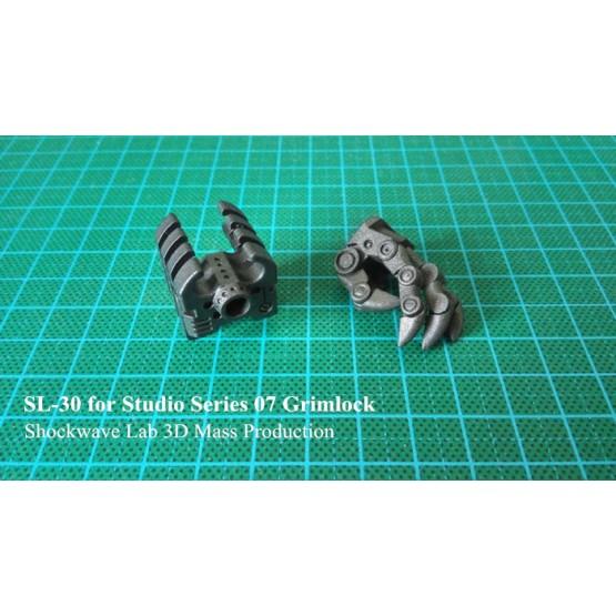 Shockwave Lab  SL-30 Grimlock Studio SS-07
