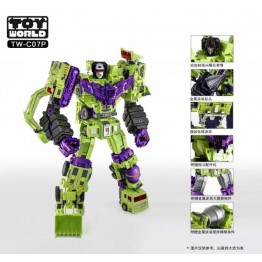ToyWorld  TW-C07P Constructor Full Set of 6 Figures - LE
