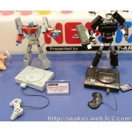 TakaraTomy Playstation Transformers Optimus Prime