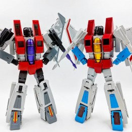 MAKETOYS  MTRM-11 G2 SCREAMER (Exclusive)