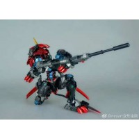 NEOART TOYS NT MC  Black Leo with Weapons (New Ver)