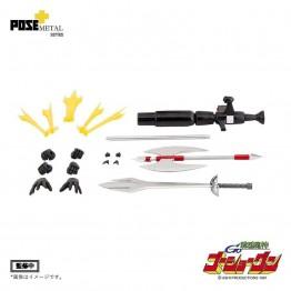 POSE+ Metal P+03 Goshogun  **FULLY BOOKED**