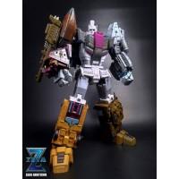 Zeta Toys -ZA-06 Bruticon Set of 5 Figures