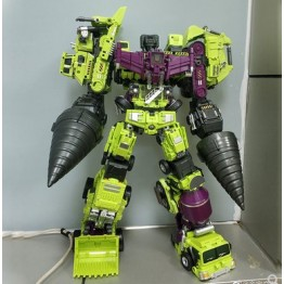JINBAO OVERSIZE Builder.D-03 Upgrade Kit