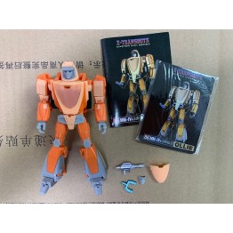 X-Tranbots MM-IV Die Cast Ollie First edition Ver (USED)