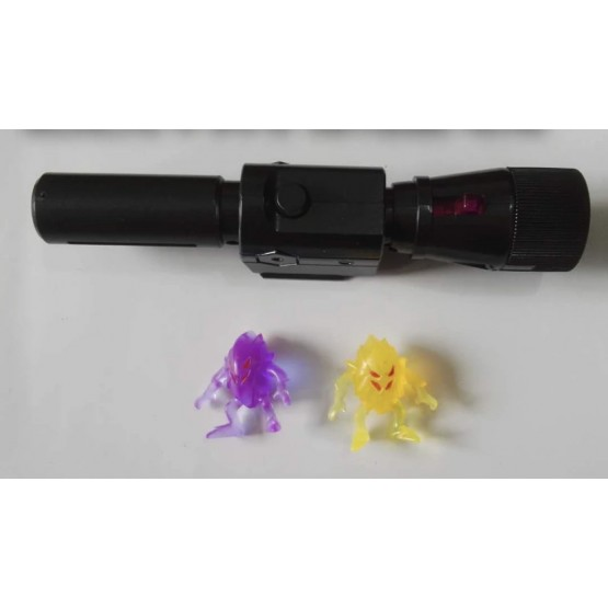 MODFANS Black mamba P36-2 Cannon (Voice w/ LED) - Upgrade Kit for MP36 Megatron (no box)