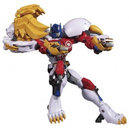 Transformers Masterpiece MP-48 Lio Convoy - Beast Wars with pin