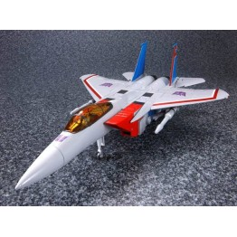 TakaraTomy MP-11 Starscream Coronation Set (Long life design logo)