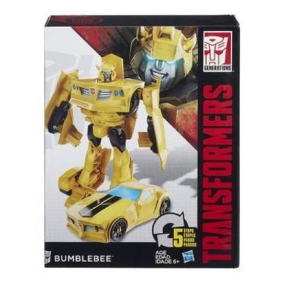Hasbro Transformers Generations Bumblebee (5  Steps)