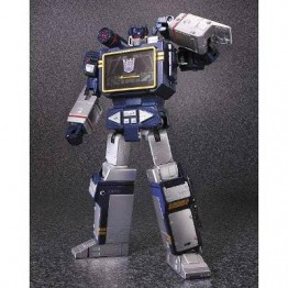 TakaraTomy  Masterpiece MP-13 Soundwave Reissue (2019)