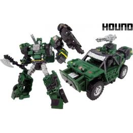 TakaraTomy Transformers UW-09 UW-EX Lynx Master Sky Reign (USED)