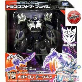 TakaraTomy Transformers Prime AM-15 Darkness Megatron