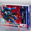 Bandai Macross Hi-Metal R VF-1J Super Valkyrie (Maximilian Jenius)