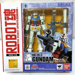 Bandai Robot Spirits192 RX-78-2 Gundam Ver. A.N.I.M.E.