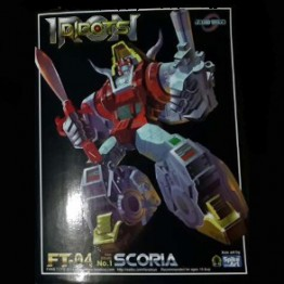 FansToys FT-04 Scoria (3rd Run)