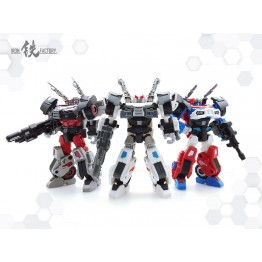 IronFactory- IF-EX12 - Set of 3 Figures