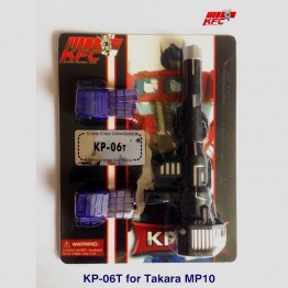 KFC-KP-06T  Articulated Hands and Rifle(Takara)