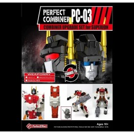 Perfect Effect  PC-03 Perfect Combiner Upgrade Set