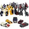TarakaTomy Transformers Unite Warriors UW-02  Menasor