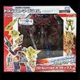 TakaraTomy Transformers Prime ToysRUs Japan Exclusive Battle Shield Optimus Prime