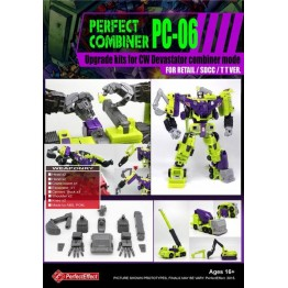 PerfectEffect PE PC-06 IDW upgrade Set