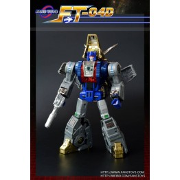 FansToys FT-04D - Scoria - BLUE - Limited Edition 500