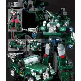 Make Toys - MRTM 02 SP - Gundog (Dark Green)