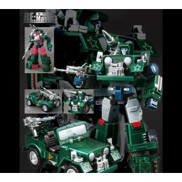 MakeToys - MRTM 02 SP - Gundog (Dark Green)